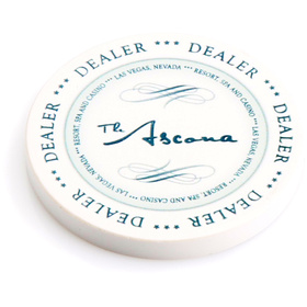 The Ascona Dealer Button