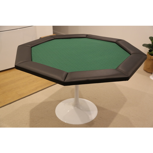 "48"" Octagon Poker Table Top [Colour: Green]"