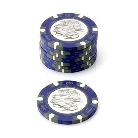 $0.20 Aussie Currency Poker Chip