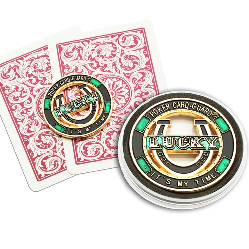 poker accessories card guards. Black Bedroom Furniture Sets. Home Design Ideas