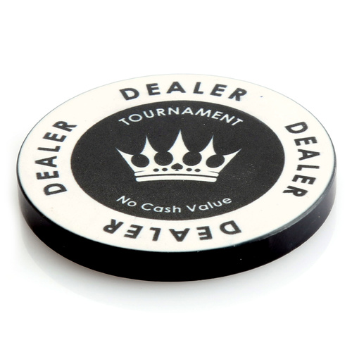 Crown Millions Dealer Button