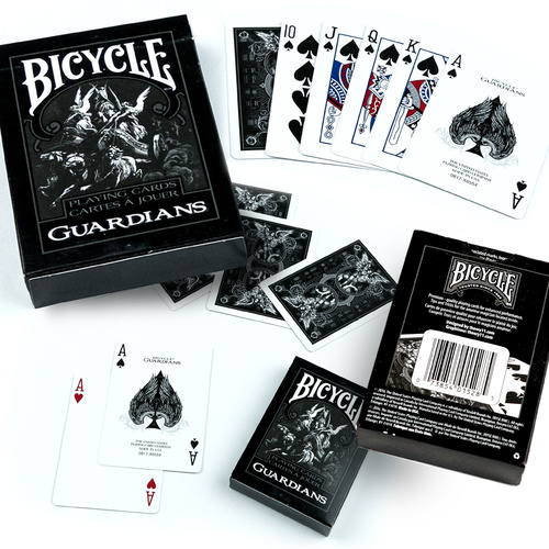 Bicycle Guardians Playing Cards (Single Deck)