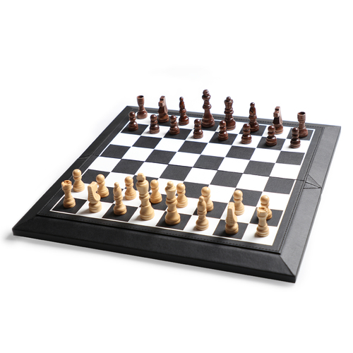 Signature Chess Board Game Set